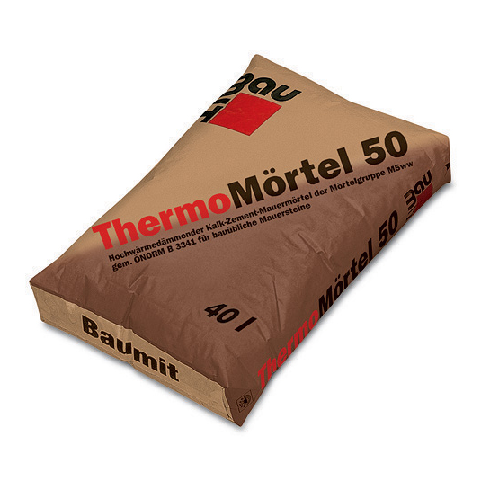 Baumit Thermo Mortel